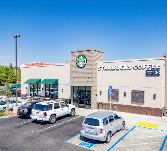 Starbucks Oroville